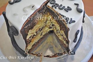 40 yaş pastası