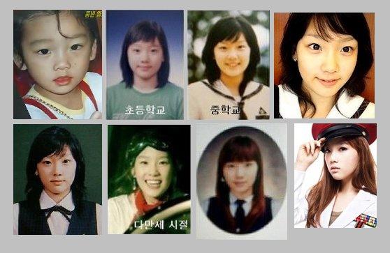 Taeyeon Pre-Debut Taeyeon-pre-debut