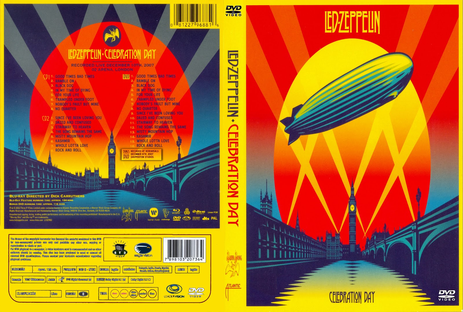Led Zeppelin DVD (Video 2003) - IMDb