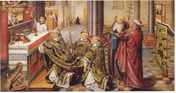 Msza święta Grzegorza Wielkiego | Summorum Pontificum
