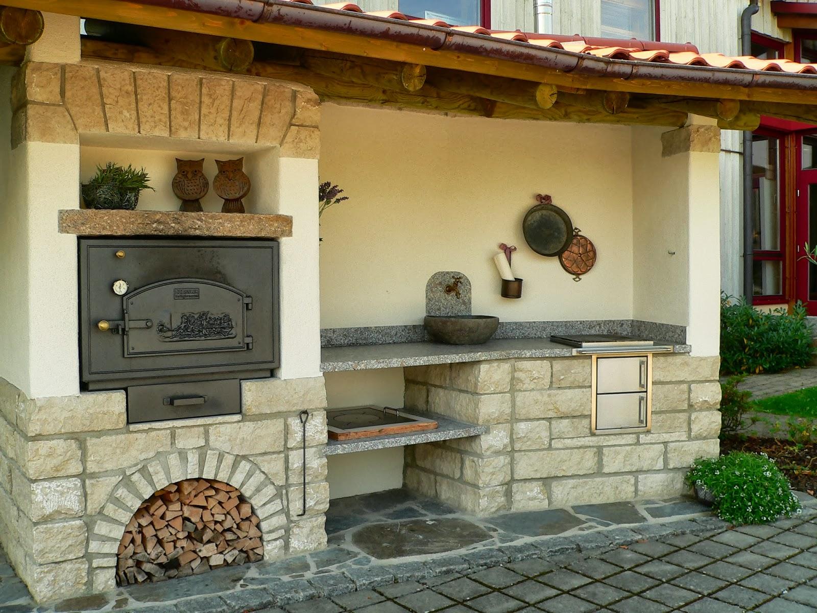 Außenküche Mit Quark : Die kluge hausfrau: september 2013