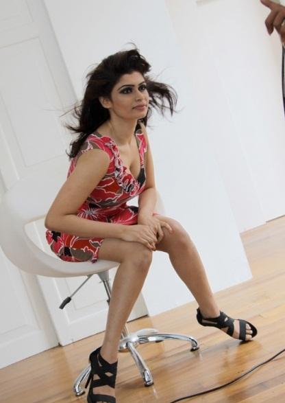 Hirunika Premachandra Hot Stills