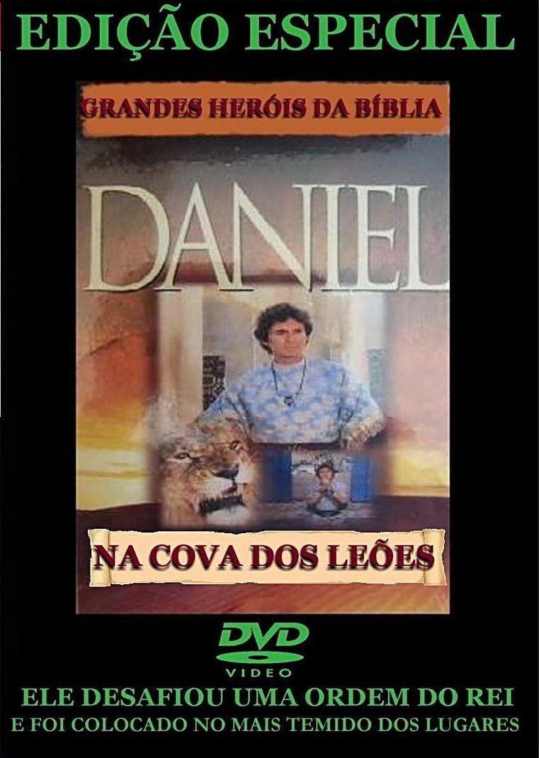 Filme Daniel Na Cova Dos Leões Dublado AVI DVDRip