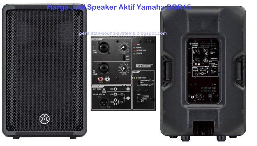 Harga speaker aktif yamaha dbr ukuran 15 inch for Yamaha capital one customer service