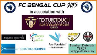 FC Bengal Cup 2015 - Winners: SOP FC