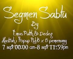 Segmen Sabtu by Emas Putih & Dedeq