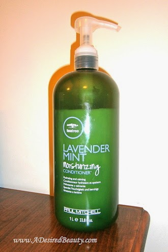 Paul Mitchell Tea Tree Lavender Mint Moisturizing Conditioner Review