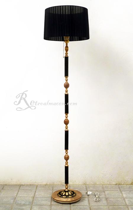 Retroalmacen tienda online de antig edades vintage y decoraci n elegante l mpara de pie - Lampara de pie vintage ...