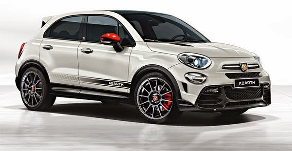 fiat 500x abarth planned with over 200 hp fiat 500x forums. Black Bedroom Furniture Sets. Home Design Ideas