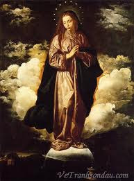 Immaculate Conception Velasquez