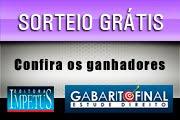 SORTEIO SEIS LIVROS - 19/08/12