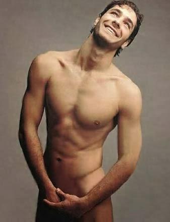 Nude on webcam