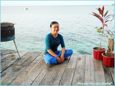Mo bertapa di pulau dulu