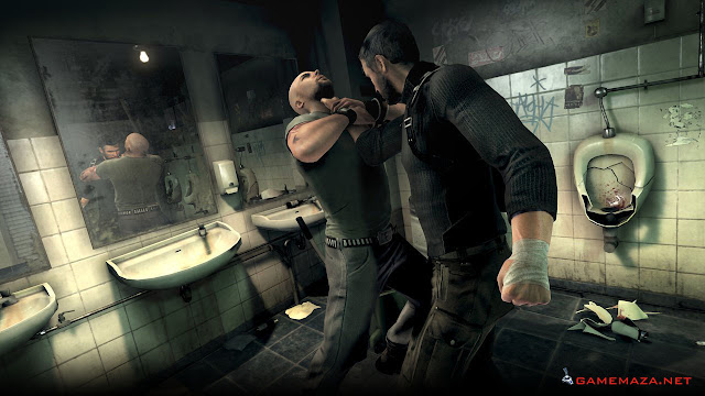 Tom Clancy's Splinter Cell Conviction Gameplay Screenshot 1