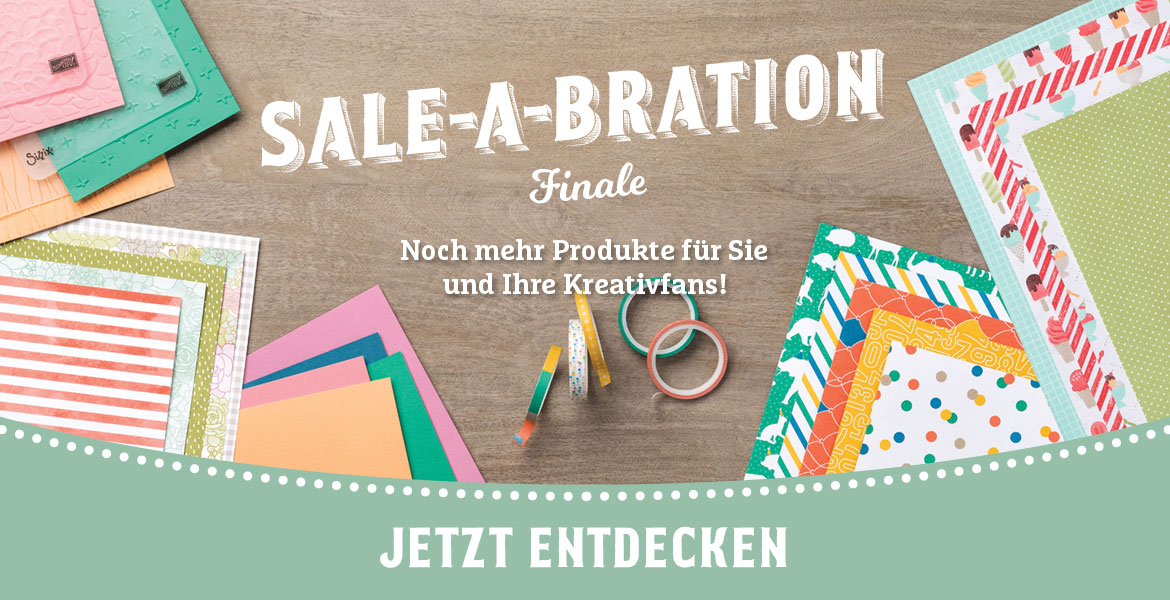 Sale-A-Bration (SAB) 2017 Finale