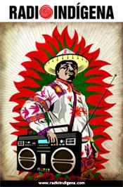 Radio Indígena solidaria con Wirikuta