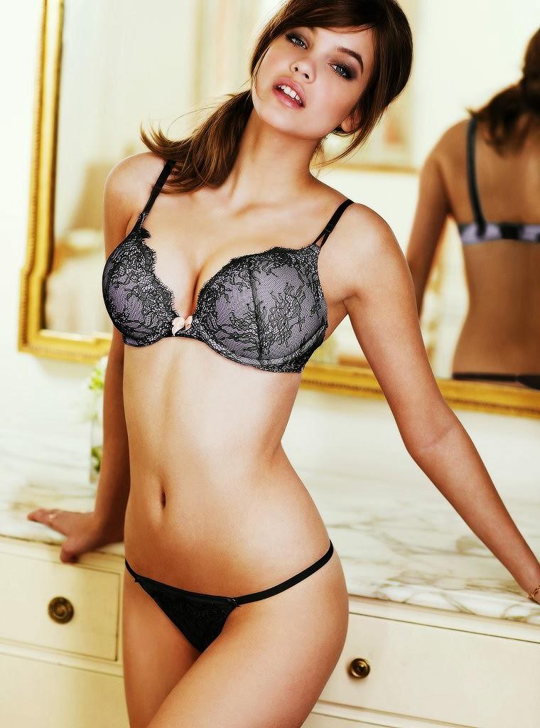 victoria s secret lingerie fashion model barbara palvin s latest