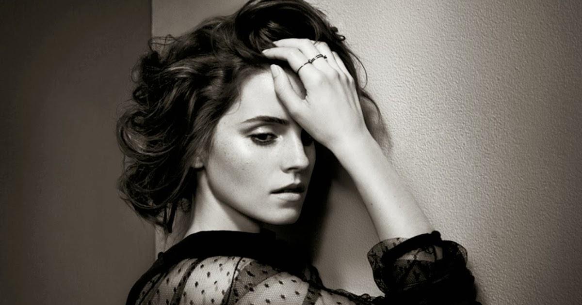 Emma Watson from GQ Magazine : pics