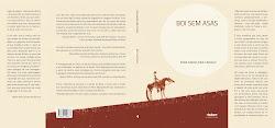 """Livro """"Boi sem Asas"""", contos, Editora Dobra."""