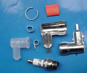 Mini Spark Plugs from Just Engines Online Ltd