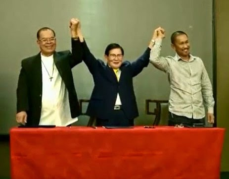 Hwpl The Strong Peace Wind Philippines Ptv Peace Agreement And Man