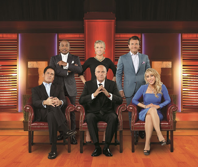 shark tank cast group photo