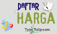 Daftar Harga Tulipware