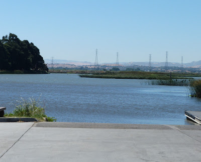 Sherman Island County Park: The Last Boat Ramp