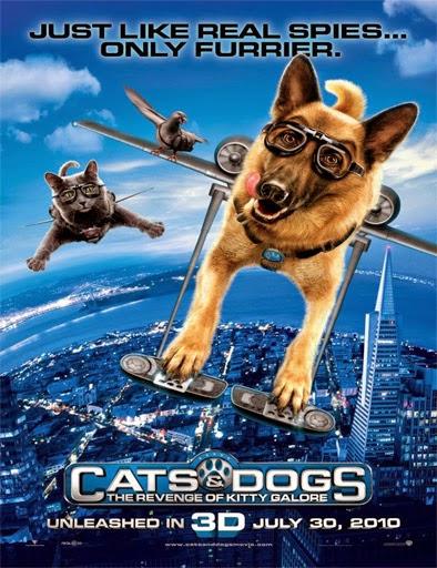 Ver Como perros y gatos 2: La venganza de Kitty Galore (2011) Online