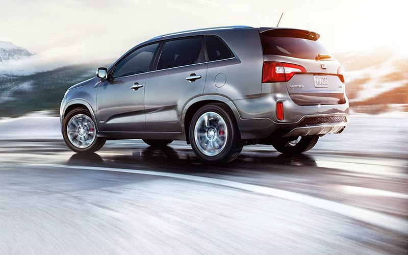 carro kia sorento suv  2014 safety advanced
