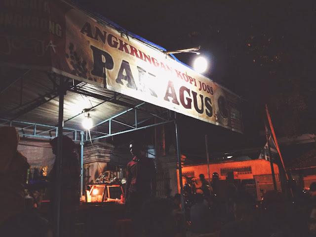 Yogyakarta Kopi Joss Stall
