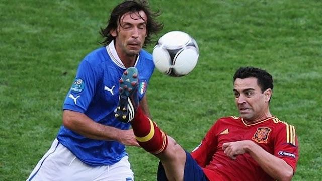 Pirlo vs Hernandez