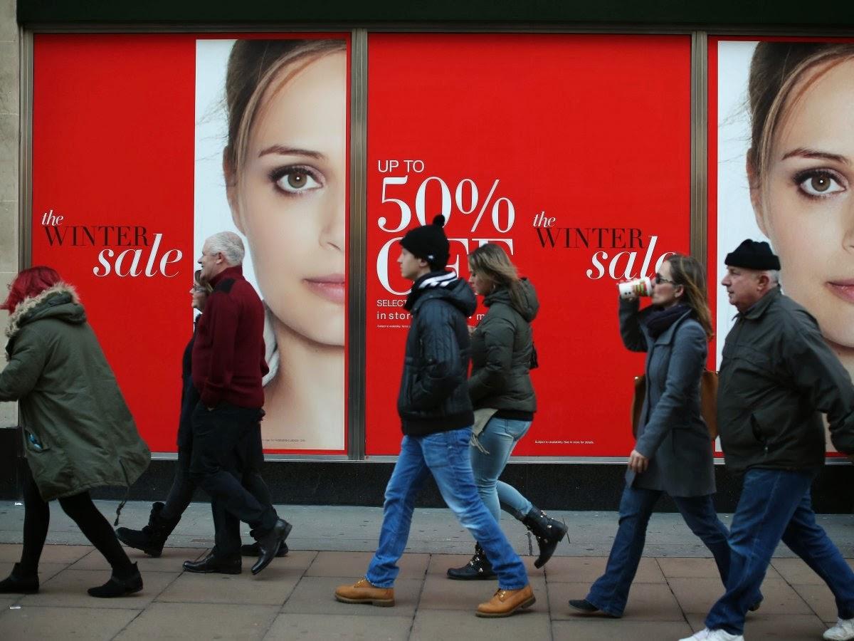 Различные лимитированные акции увеличивают продажи супермаркетов