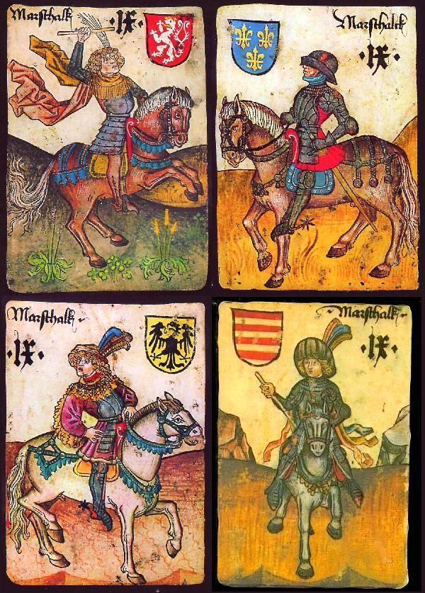 Jeux de Cartes  Hofamterspiel_IX