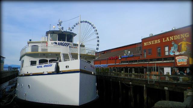 Argosy Cruise Seattle, WA