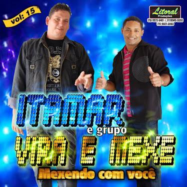 ITAMAR & GRUPO VIRAEMEXE VOL 15