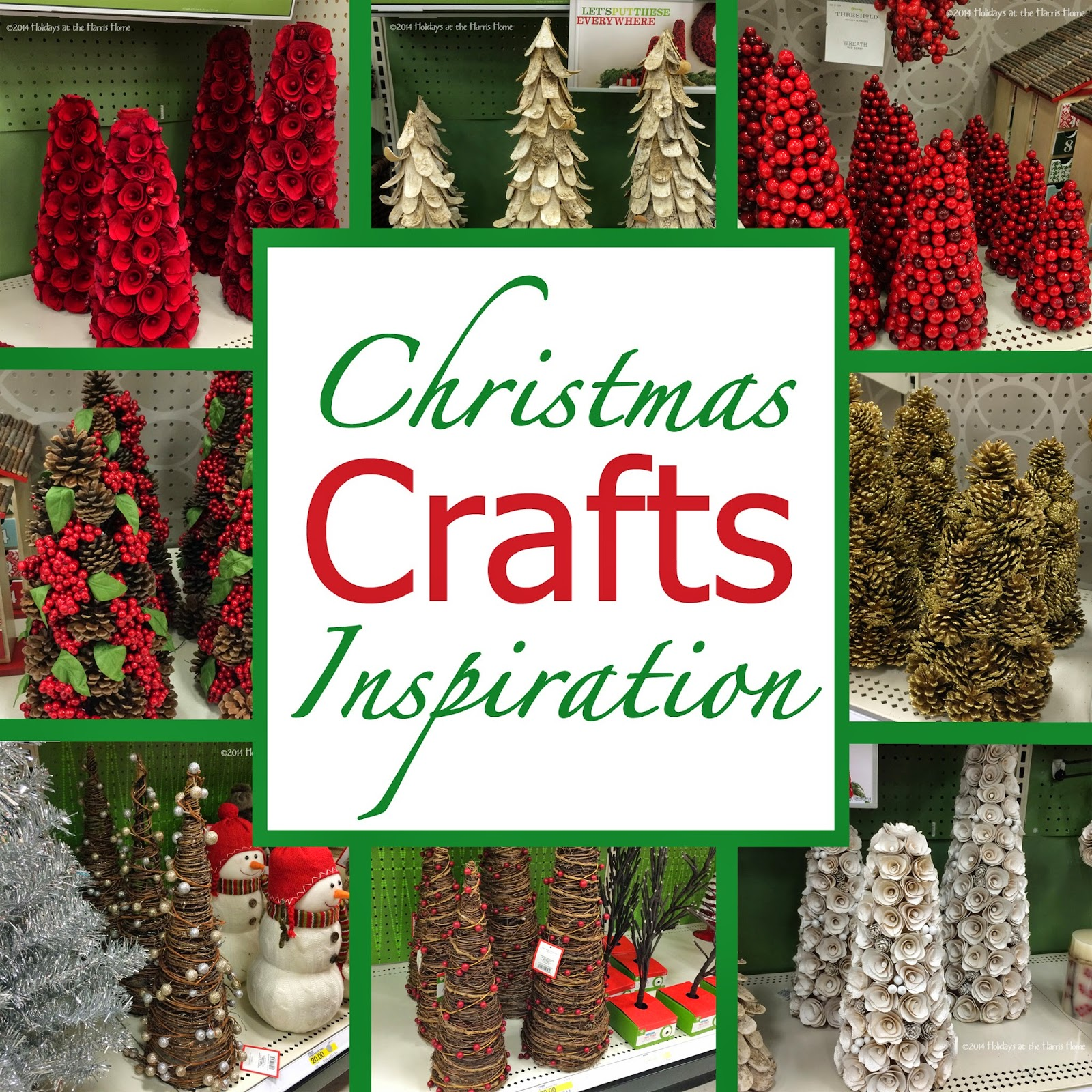 Christmas Crafts Inspiration
