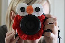 Camera Lens Elmo