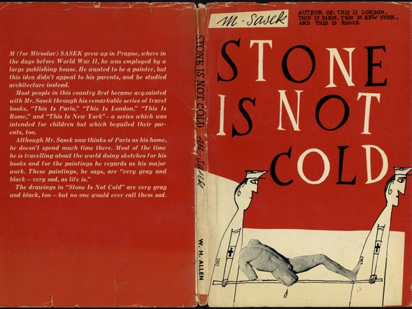 M. Sasek - Stone is not Cold (1961) | W.H. Allen. London - Cover Zoom