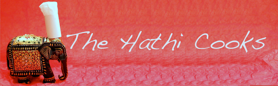 The Hathi Cooks