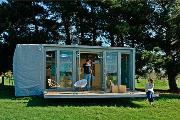 Casas ecologicas port a bach casas en contenedores - Casas en contenedores marinos ...
