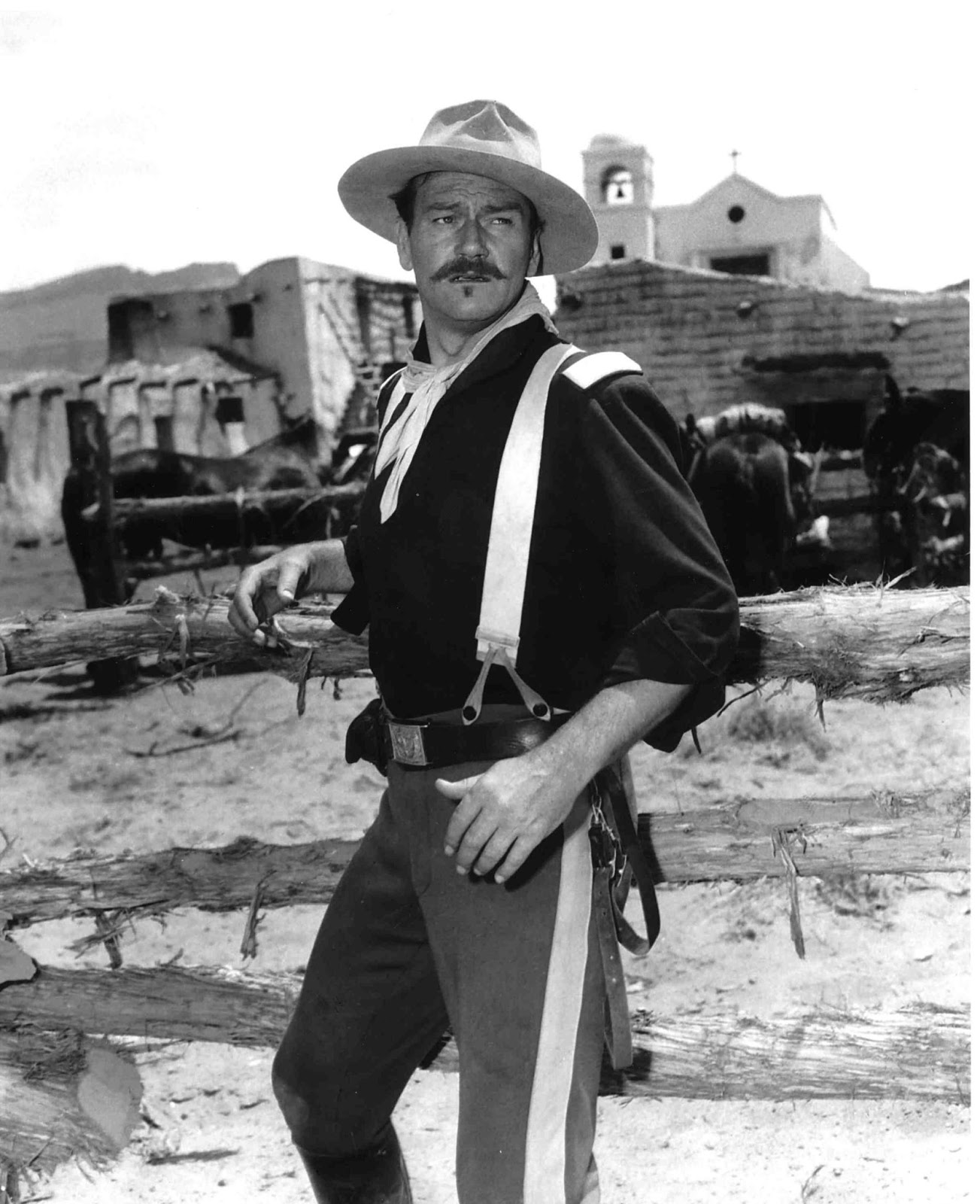 West Of The River Top 21 Favorite Westerns Rio Grande