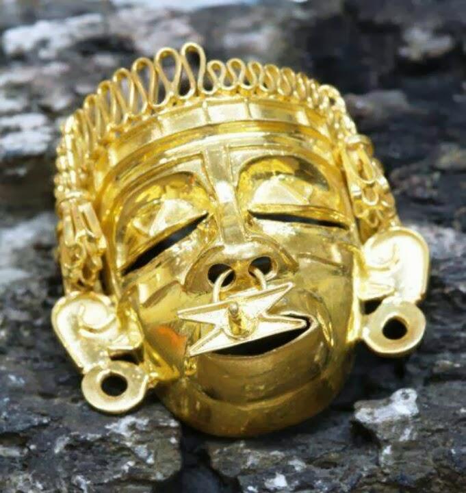 Zapotec Mask