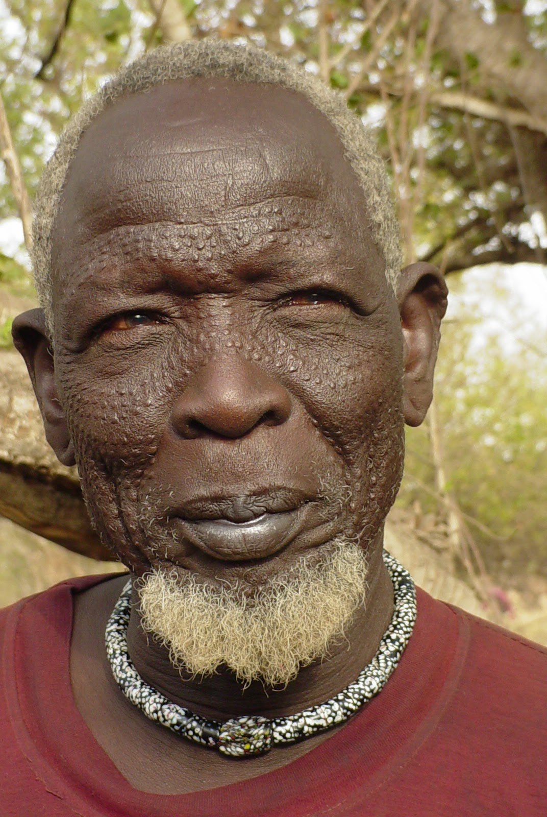 Nuer Cheir of Cattle Camp