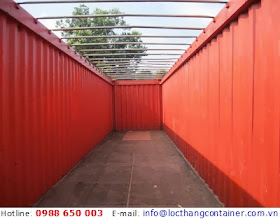 Container Open Top 40 Feet
