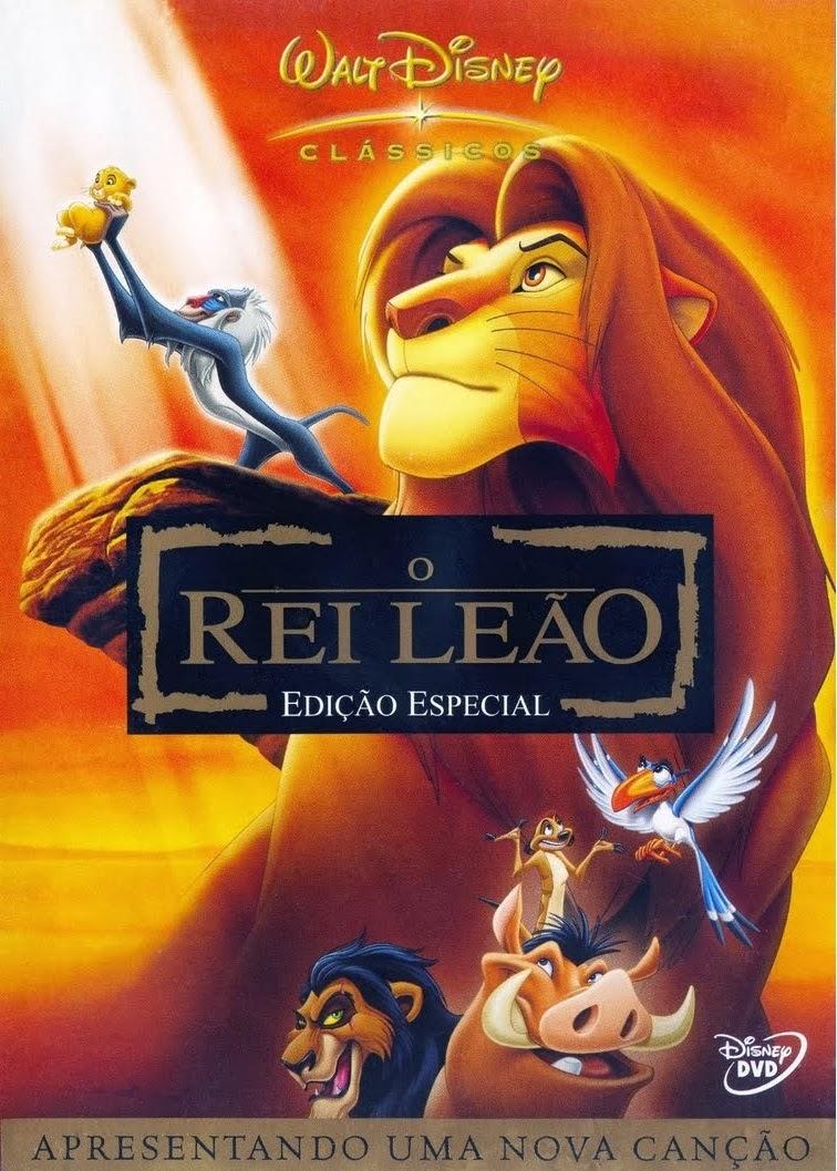 O Rei Leão – Dublado (1994)