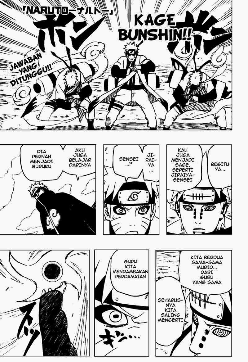 Naruto - Chapter:432 - Page:01