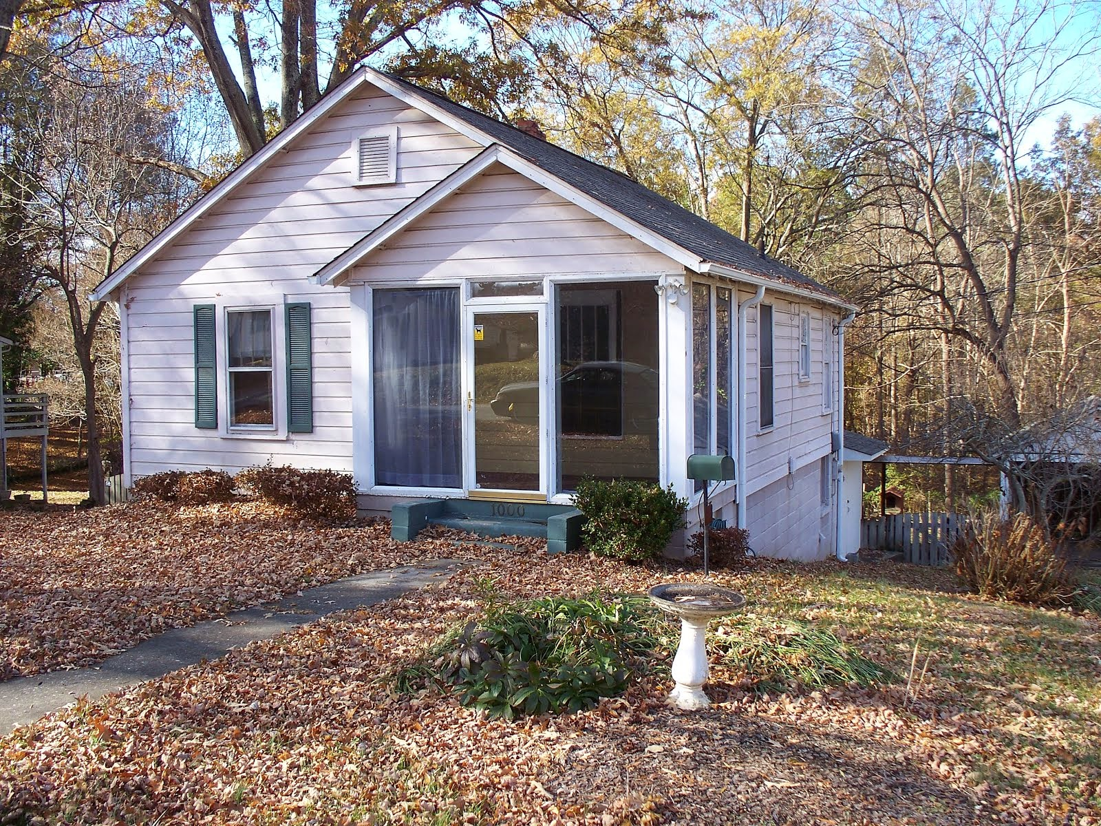 1000 Rowan Avenue, Spencer NC  ~ circa 1947 ~ $50,000