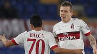 AS Roma vs AC Milan 1-1 Video Gol & Highlights