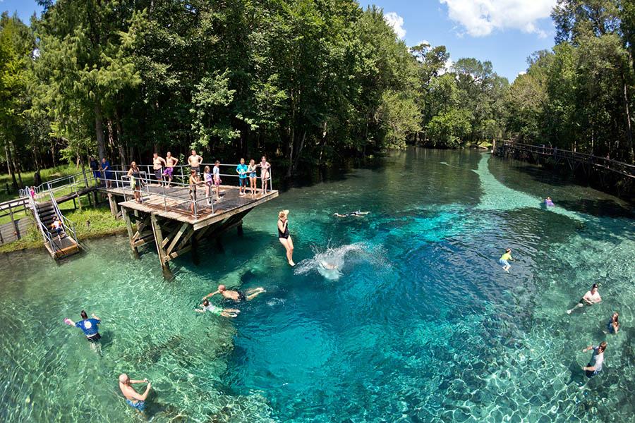 Creative Florida Living Central Florida Springs